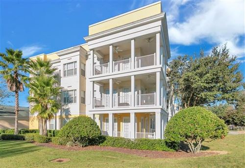 Photo of 7509 MOURNING DOVE CIRCLE #302, REUNION, FL 34747 (MLS # S5058322)