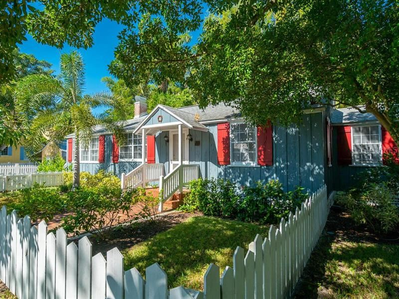 Photo of 129 EDMONDSON AVENUE, SARASOTA, FL 34242 (MLS # A4481322)
