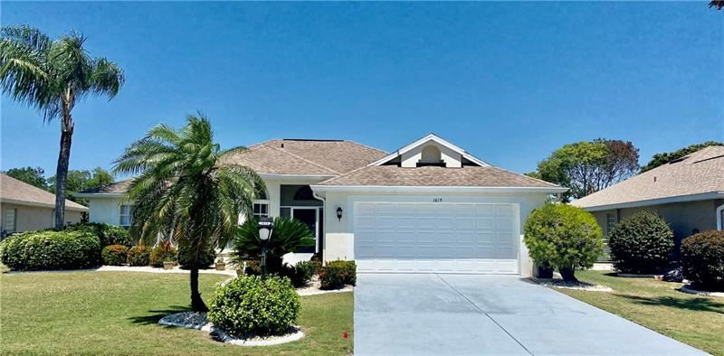 1615 BROOKTON GREEN DRIVE, Sun City Center, FL 33573 - #: T3301322
