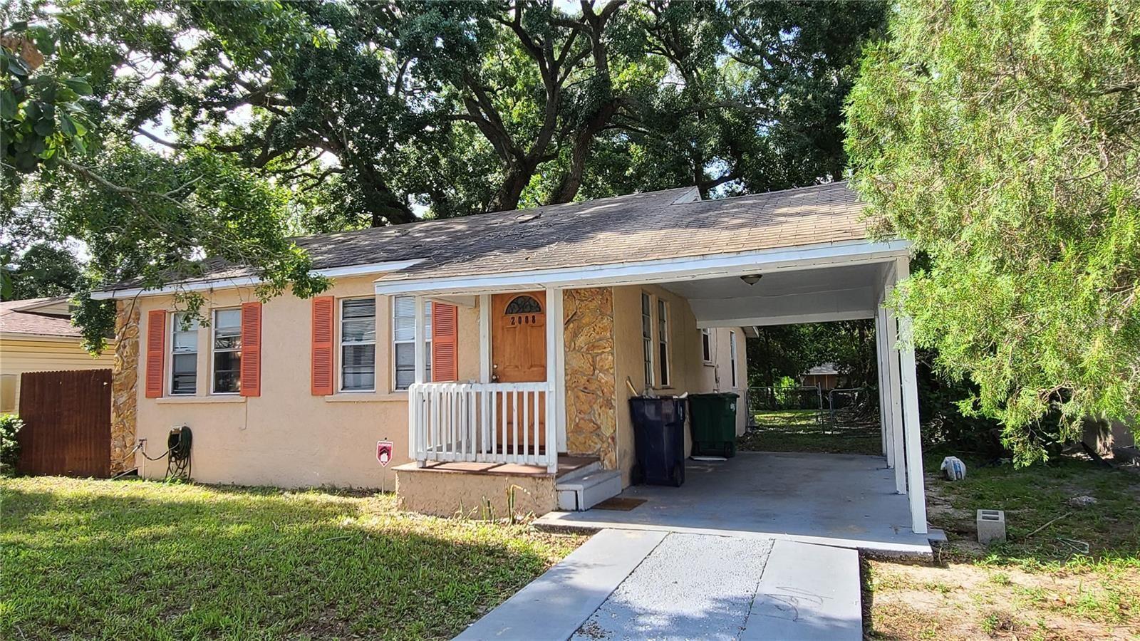 2008 E COMANCHE AVENUE, Tampa, FL 33610 - MLS#: T3317322