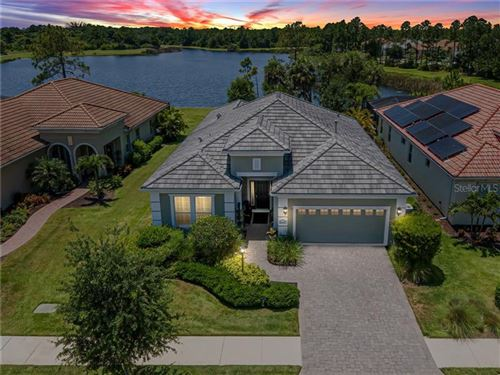 Photo of 21207 SANDAL FOOT DRIVE, VENICE, FL 34293 (MLS # N6110324)