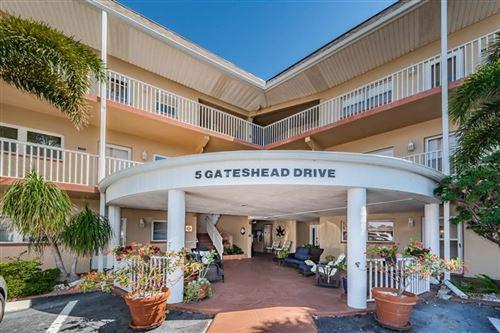 Photo of 5 GATESHEAD DRIVE #208, DUNEDIN, FL 34698 (MLS # U8080324)