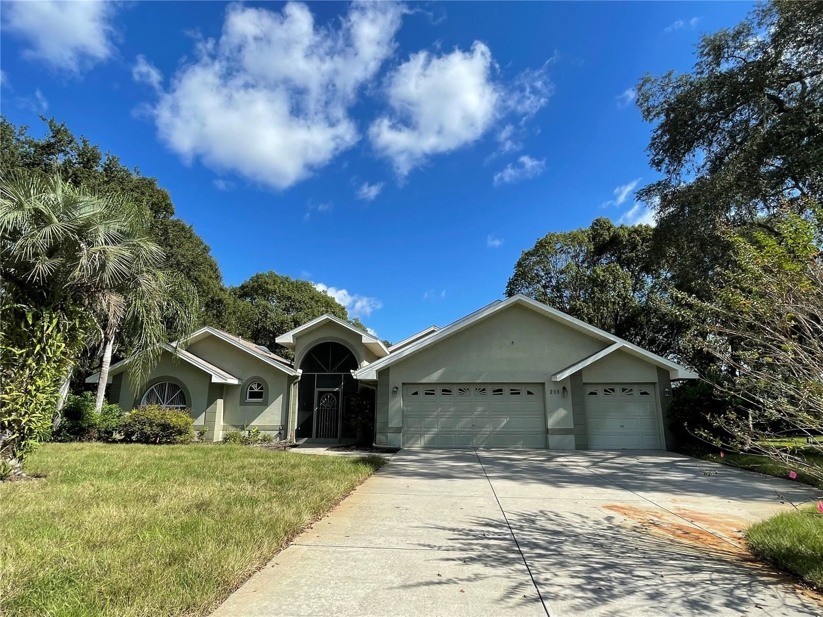 298 FOREST WOOD COURT, Spring Hill, FL 34609 - #: T3336324
