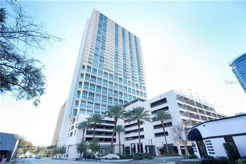 Photo of 150 E ROBINSON STREET #826, ORLANDO, FL 32801 (MLS # O5926325)