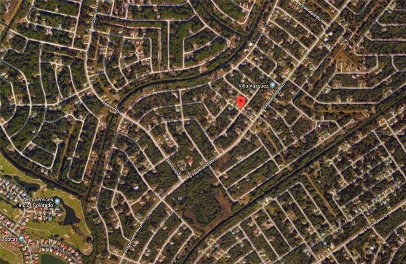Photo of LOT 17 BLOCK 1749 FERGUS STREET, NORTH PORT, FL 34288 (MLS # D6107325)