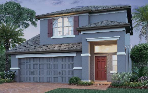 4557 DULWIK PLACE, Sanford, FL 32771 - #: O5854326