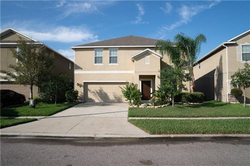 Photo of 3723 MORGONS CASTLE COURT, LAND O LAKES, FL 34638 (MLS # T3271327)