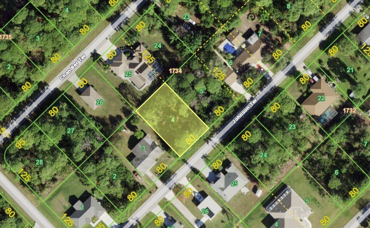 Photo of 5305 JOHNSON TERRACE, PORT CHARLOTTE, FL 33981 (MLS # D6119327)