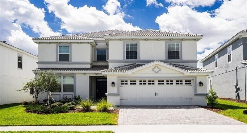 1660 MOON VALLEY DRIVE, Davenport, FL 33896 - MLS#: O5936328