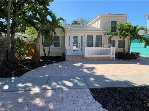 Photo of 104 23RD AVENUE, ST PETE BEACH, FL 33706 (MLS # U8111329)
