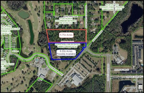 Main image for QUAIL HOLLOW BLVD, WESLEY CHAPEL,FL33544. Photo 1 of 1