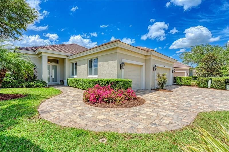 Photo of 8630 51ST TERRACE E, BRADENTON, FL 34211 (MLS # A4496329)