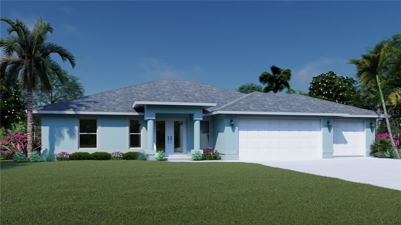 67 LONG MEADOW LANE, Rotonda, FL 33947 - #: D6115329