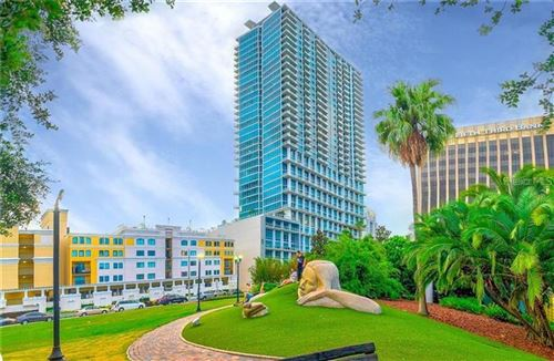 Photo of 150 E ROBINSON STREET #1710, ORLANDO, FL 32801 (MLS # O5865332)