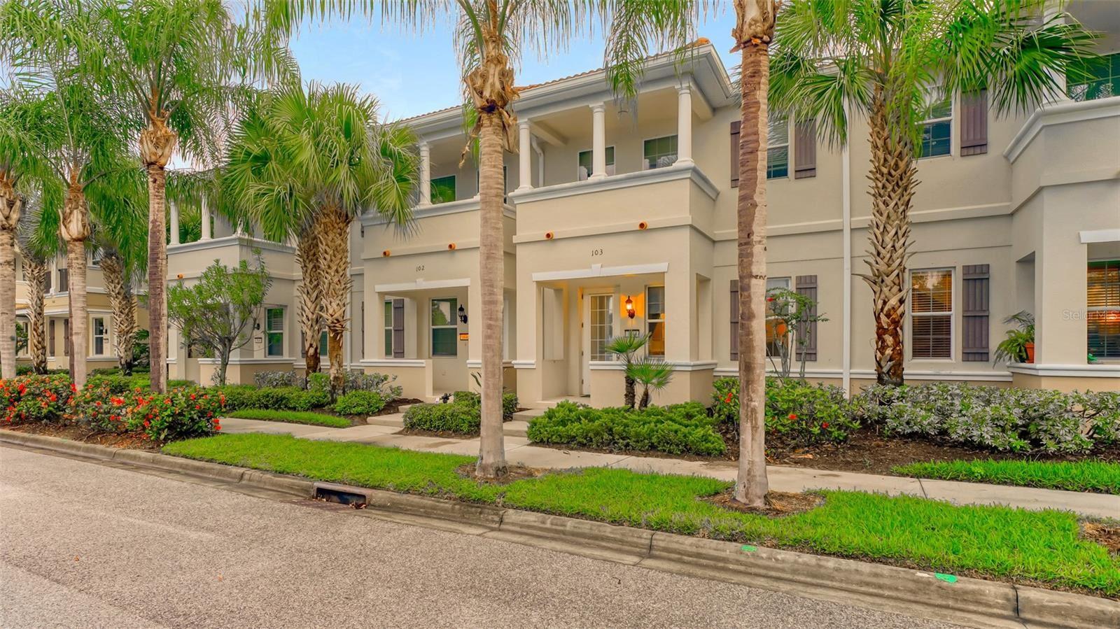 3840 82ND AVENUE CIRCLE E #103, Sarasota, FL 34243 - #: A4508332