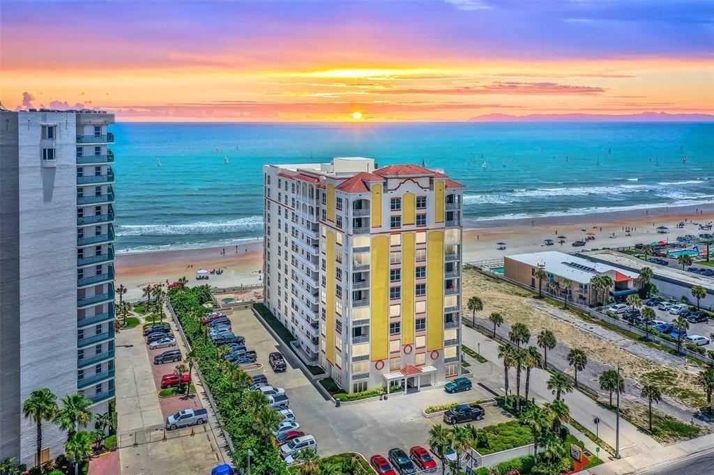 2071 S ATLANTIC AVENUE #605, Daytona Beach Shores, FL 32118 - #: V4920332
