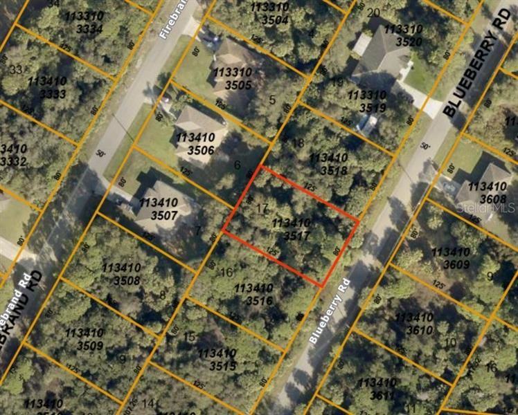 Photo of BLUEBERRY ROAD, NORTH PORT, FL 34288 (MLS # A4478333)