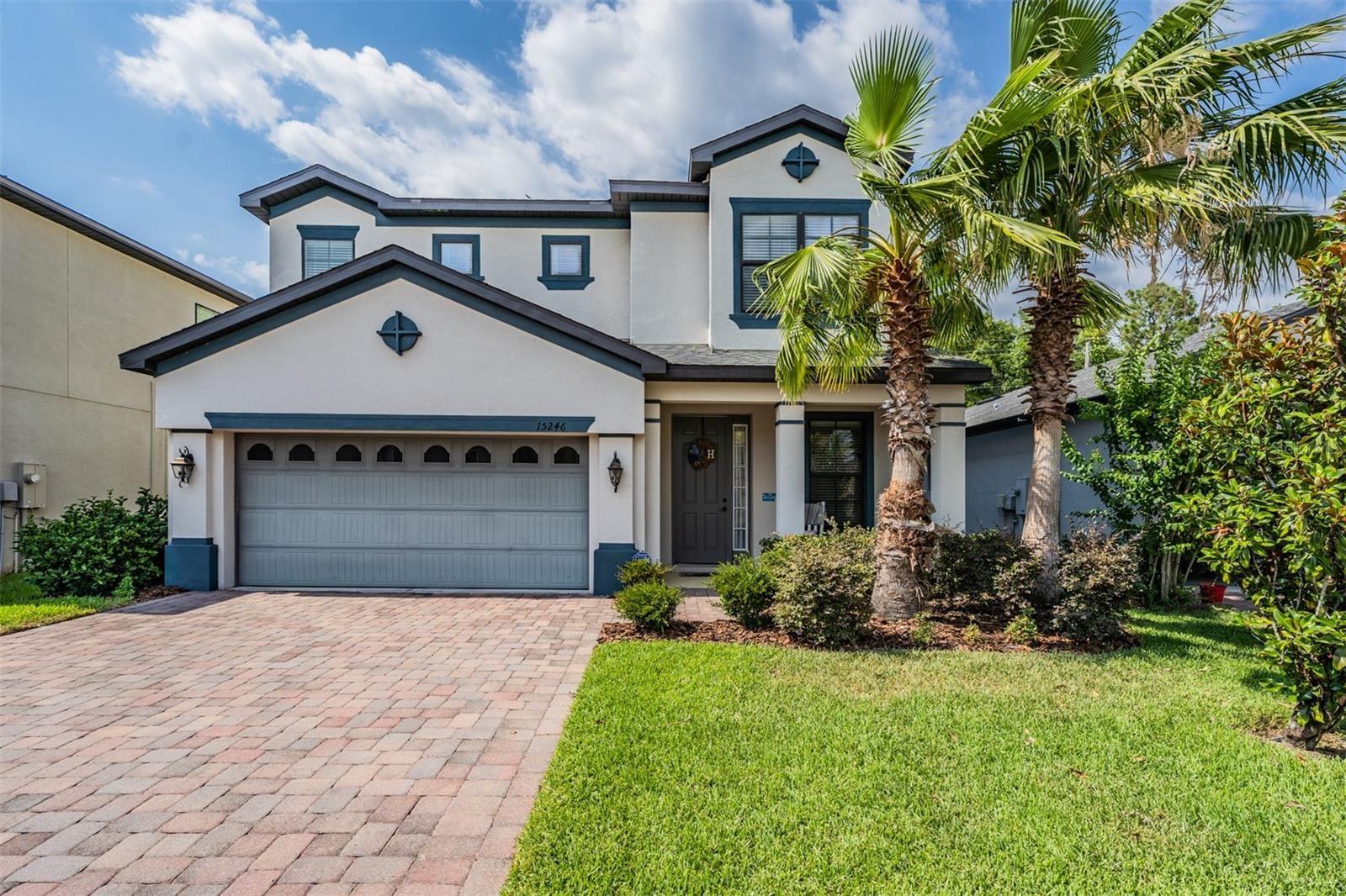15246 ANGUILLA ISLE AVENUE, Tampa, FL 33647 - MLS#: U8125333