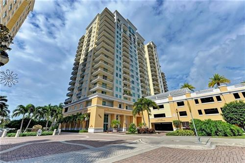 Photo of 800 N TAMIAMI TRAIL #812, SARASOTA, FL 34236 (MLS # A4471335)