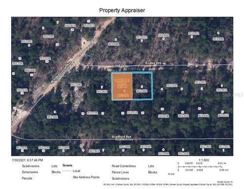 Main image for 105 and 107 AZALEA AVENUE, FLORAHOME,FL32140. Photo 1 of 2