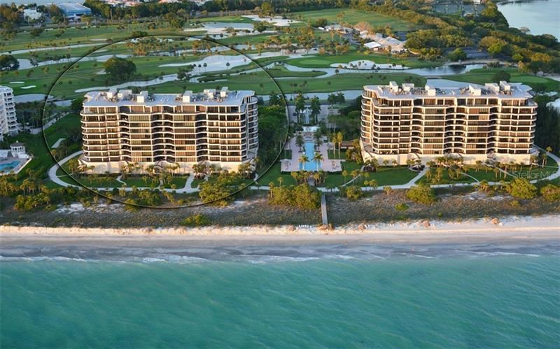Photo of 435 L AMBIANCE DRIVE #K405, LONGBOAT KEY, FL 34228 (MLS # A4481335)