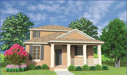 Photo of 9546 NAUTIQUE LANE, WINTER GARDEN, FL 34787 (MLS # O5829336)