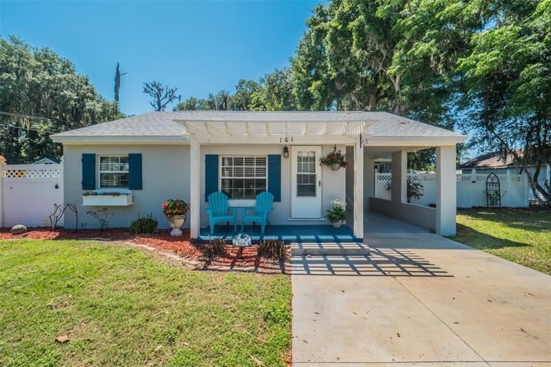 161 N SUNSET DRIVE, Mount Dora, FL 32757 - MLS#: G5040336