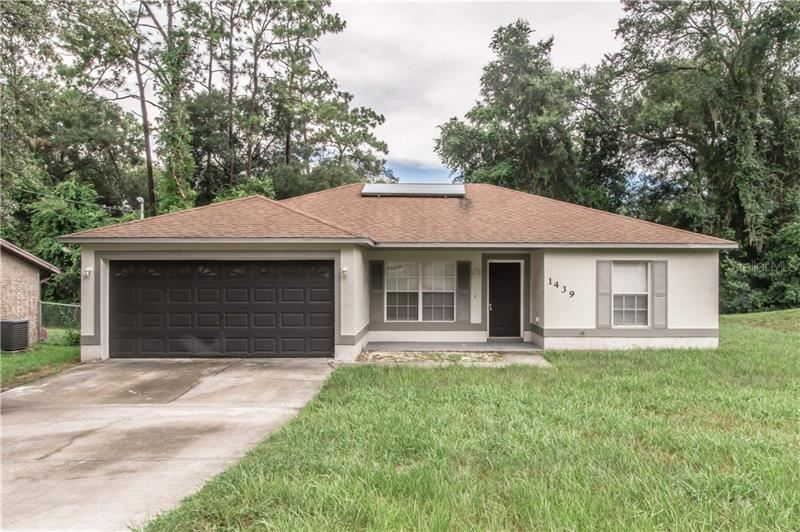 1439 17TH STREET, Orange City, FL 32763 - #: O5881337