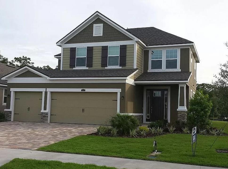 Photo of 5212 BENTGRASS WAY, BRADENTON, FL 34211 (MLS # O5982337)