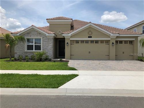 Photo of 1116 TRAPPERS TRAIL LOOP, CHAMPIONS GATE, FL 33896 (MLS # O5868338)