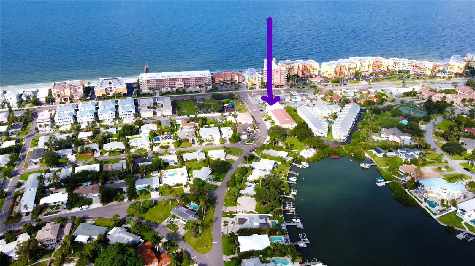 10 164TH AVENUE #6, Redington Beach, FL 33708 - MLS#: U8130338