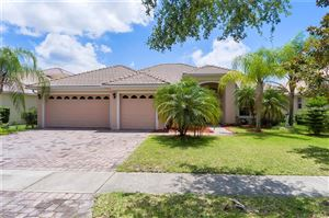 Photo of 3846 EAGLE ISLE CIRCLE, KISSIMMEE, FL 34746 (MLS # O5787339)