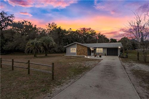 Photo of 4999 CARDINAL DRIVE, RIDGE MANOR, FL 33523 (MLS # T3289339)