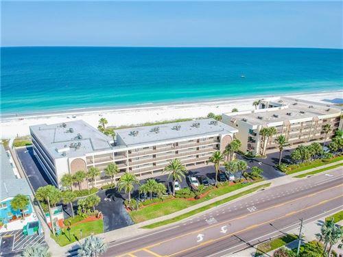 Photo of 3500 GULF BOULEVARD #404, BELLEAIR BEACH, FL 33786 (MLS # U8086339)