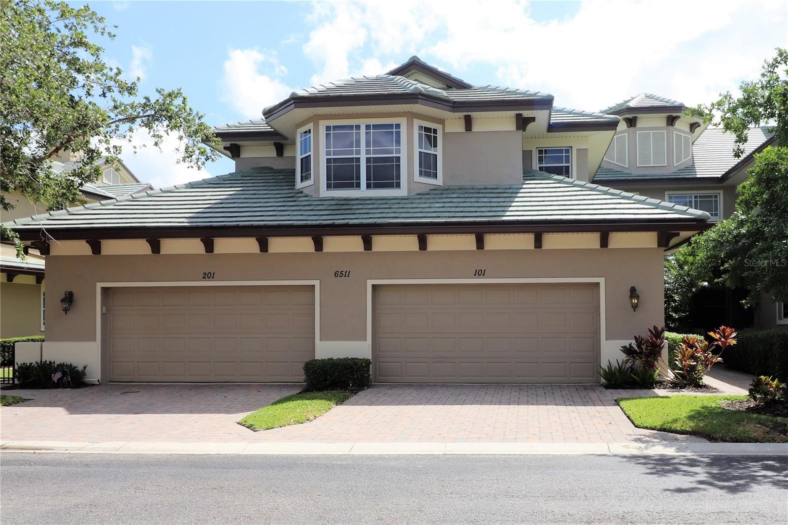 6511 MOORINGS POINT CIRCLE #101, Lakewood Ranch, FL 34202 - #: A4500341
