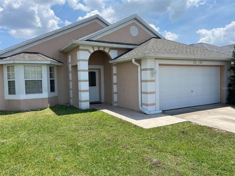2103 SHANNON LAKES BOULEVARD, Kissimmee, FL 34743 - MLS#: O5942341