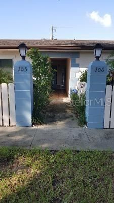 1318 MORELAND DRIVE #106, Clearwater, FL 33764 - #: U8101341