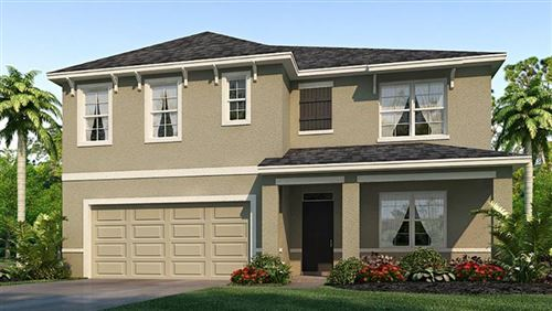 Photo of 34096 SOARING BAMBOO PATH, WESLEY CHAPEL, FL 33543 (MLS # T3285343)