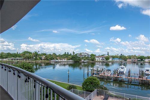 Photo of 3805 GULF BOULEVARD #304, ST PETE BEACH, FL 33706 (MLS # U8134343)