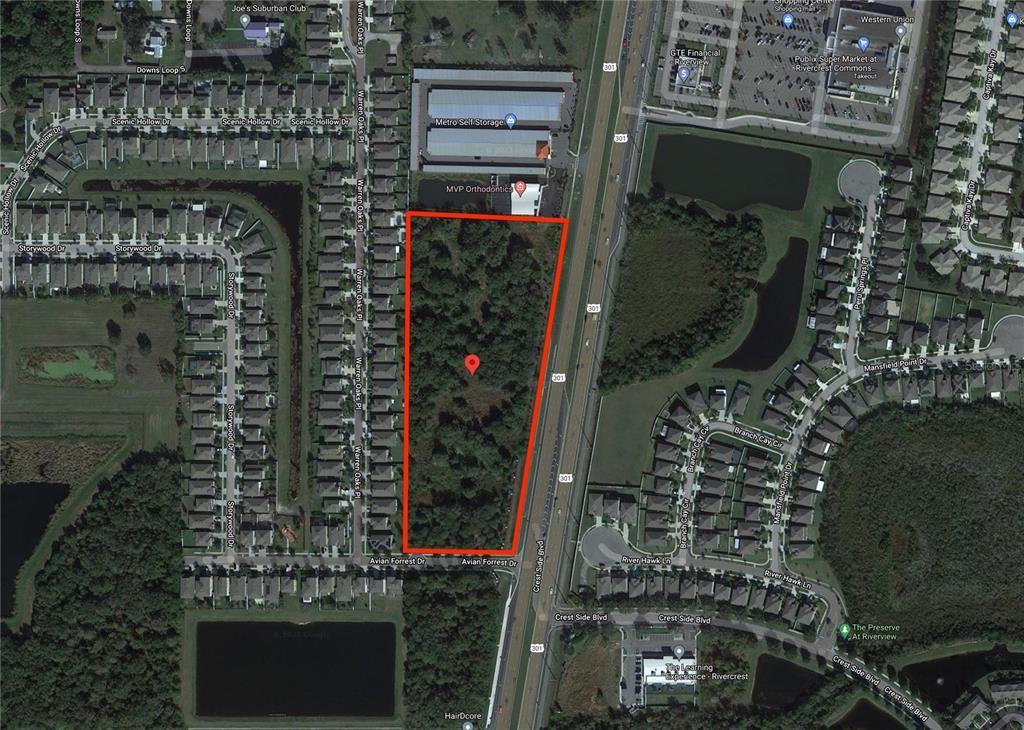 11769 S 301ST HIGHWAY, Riverview, FL 33578 - MLS#: T3304343
