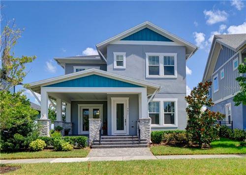 Photo of 9077 NEHER STREET, ORLANDO, FL 32827 (MLS # O5884344)