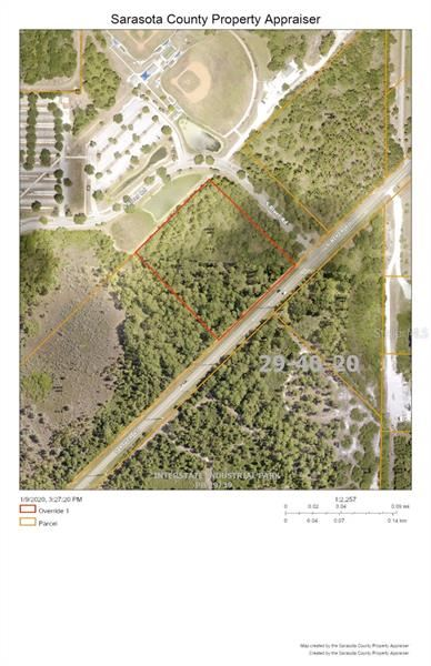Photo of #0849100001 S RIVER ROAD, ENGLEWOOD, FL 34223 (MLS # D6110344)