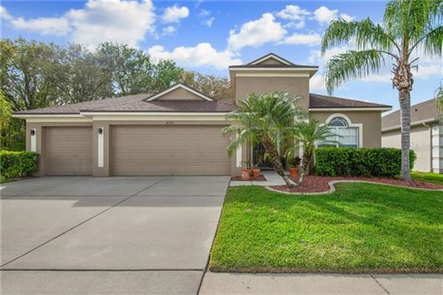Photo of 4727 GATEWAY BOULEVARD, WESLEY CHAPEL, FL 33544 (MLS # T3293345)