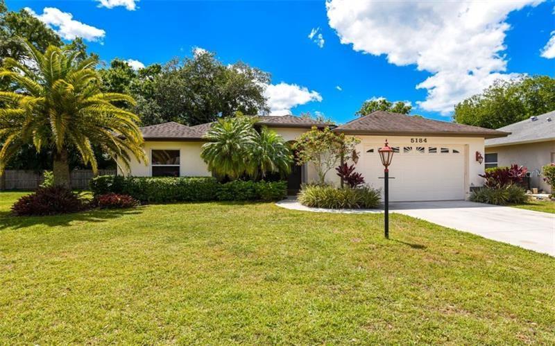 5184 SUNNYDALE CIRCLE S, Sarasota, FL 34233 - #: A4496345