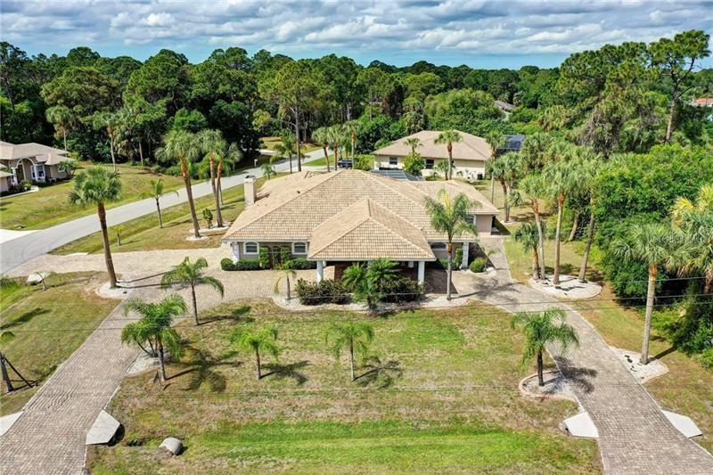 1381 NIMBUS DRIVE, North Port, FL 34287 - #: C7440345