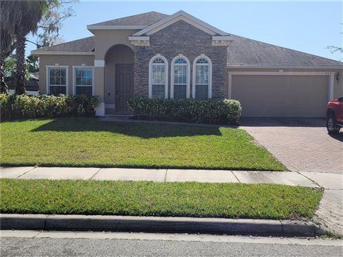 Photo of 607 GRASSY STONE DRIVE, WINTER GARDEN, FL 34787 (MLS # O5973346)