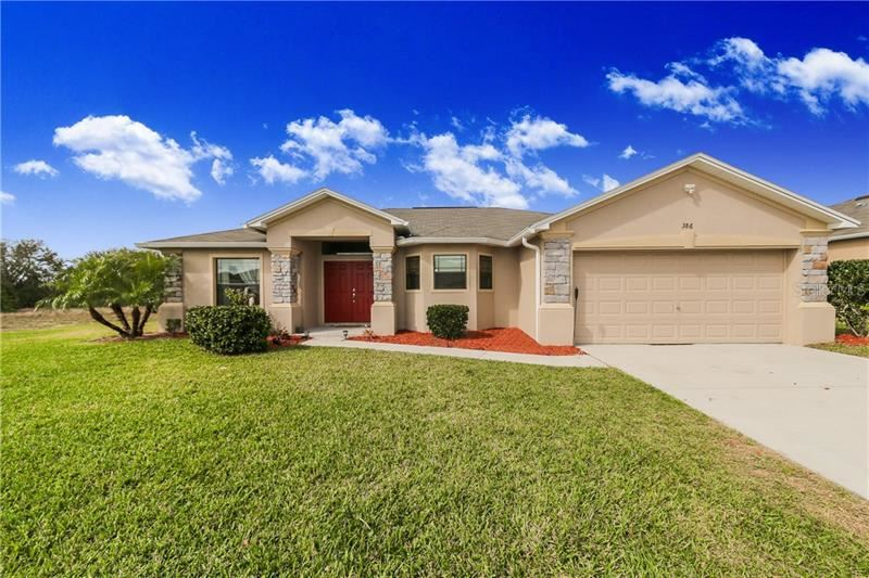 386 DOLCE DRIVE, Dundee, FL 33838 - #: P4909347