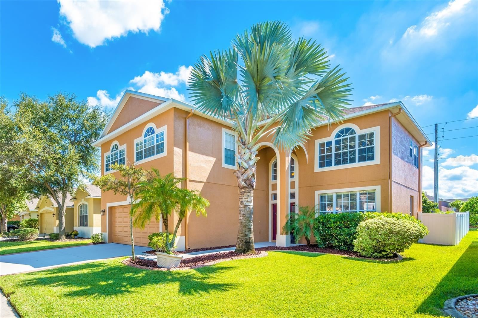 7321 FOREST MERE DRIVE, Riverview, FL 33578 - #: T3335347