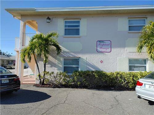 Photo of 525 73RD AVENUE #3, ST PETE BEACH, FL 33706 (MLS # A4491348)