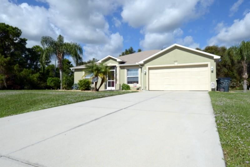 6072 HORNBUCKLE BOULEVARD, North Port, FL 34291 - MLS#: C7422348